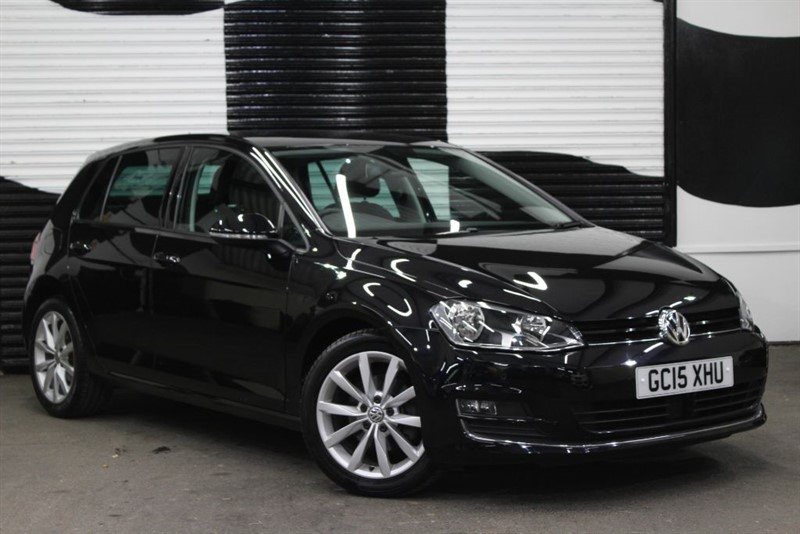used VW Golf GT TSI ACT BLUEMOTION TECHNOLOGY in basingstoke-hampshire