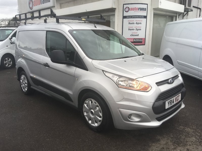 used Ford Transit Connect TDCi L1 200 Trend Panel Van 4dr in hertfordshire