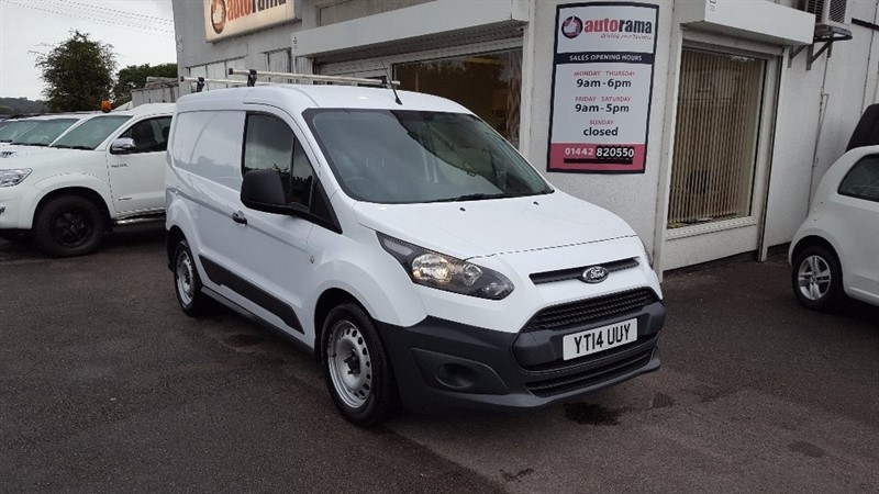 used Ford Transit Connect TDCi L1 200 Panel Van 4dr in hertfordshire