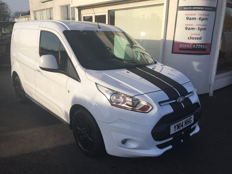 used Ford Transit Connect TDCi L1 200 Limited Panel Van 4dr in hertfordshire