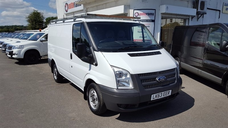 used Ford Transit 2.2 TDCi 250 S Low Roof Panel Van 5dr (EU5, SWB) in hertfordshire