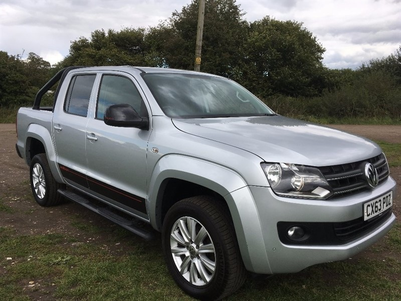 used VW Amarok BiTDi Edition Sel Pickup 4Motion 4dr in hertfordshire