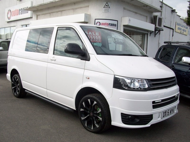 used VW Transporter TDI T30 Highline Kombi 4dr (SWB) in hertfordshire
