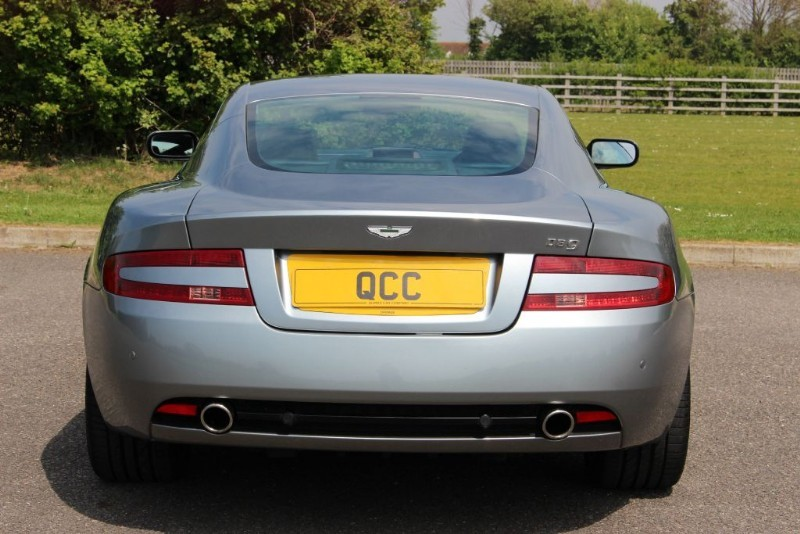 Aston Martin Db9 V12 Quirks Car Company