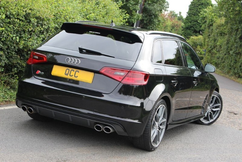 audi s3 s3 sportback quattro quirks car company. Black Bedroom Furniture Sets. Home Design Ideas