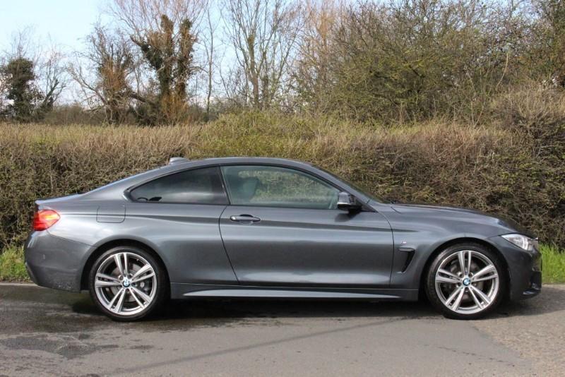 BMW 4 Series 430d M SPORT | Quirks Car Company
