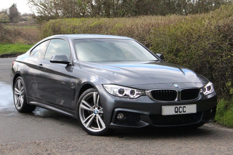 bmw 4 series 430d m sport quirks car company. Black Bedroom Furniture Sets. Home Design Ideas