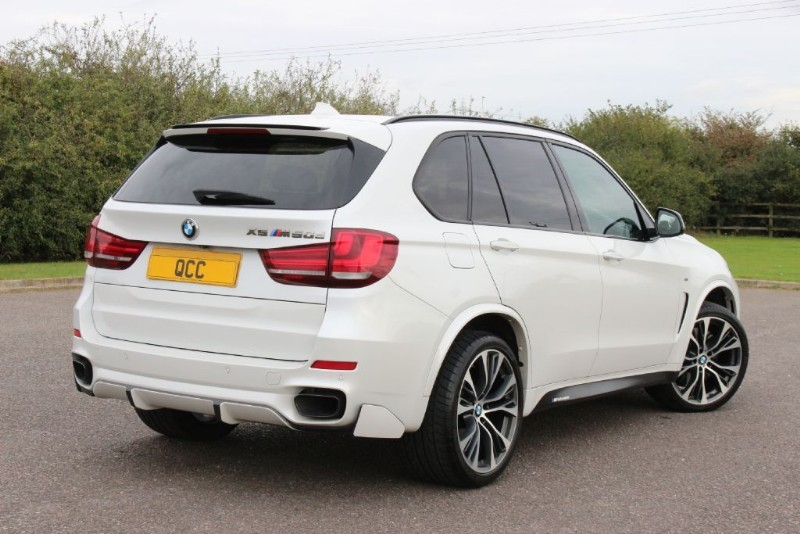 Bmw X5 M M50d M Performance Body Styling Quirks Car Company