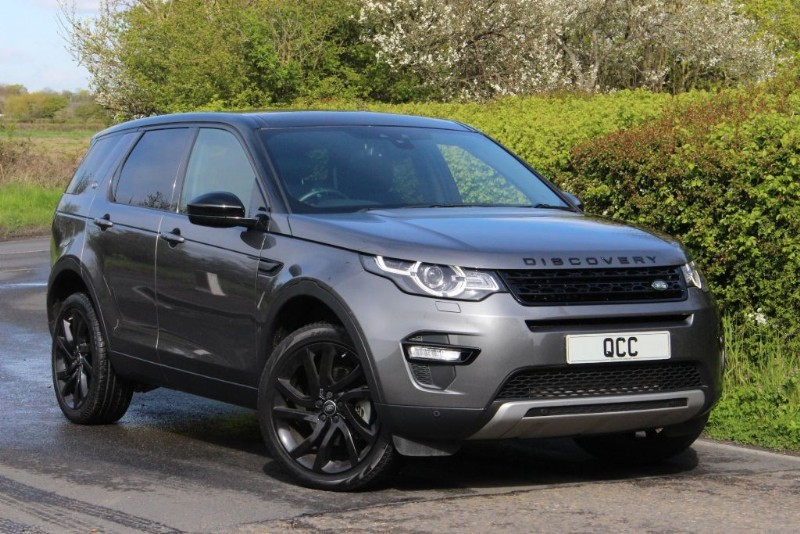 Land Rover Discovery Sport SD4 HSE AUTO | Quirks Car Company