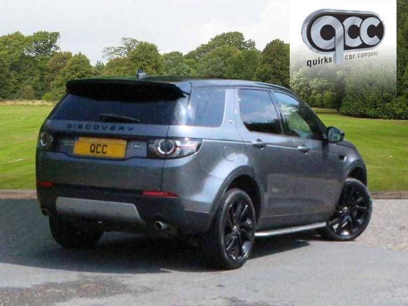 Land Rover Discovery Sport SD4 HSE 5dr AUTO | Quirks Car ...