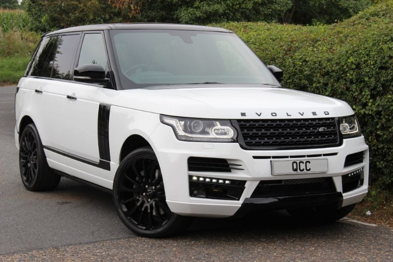 land rover range rover vogue se tdv6 evolved rrv1 conversion quirks car company. Black Bedroom Furniture Sets. Home Design Ideas