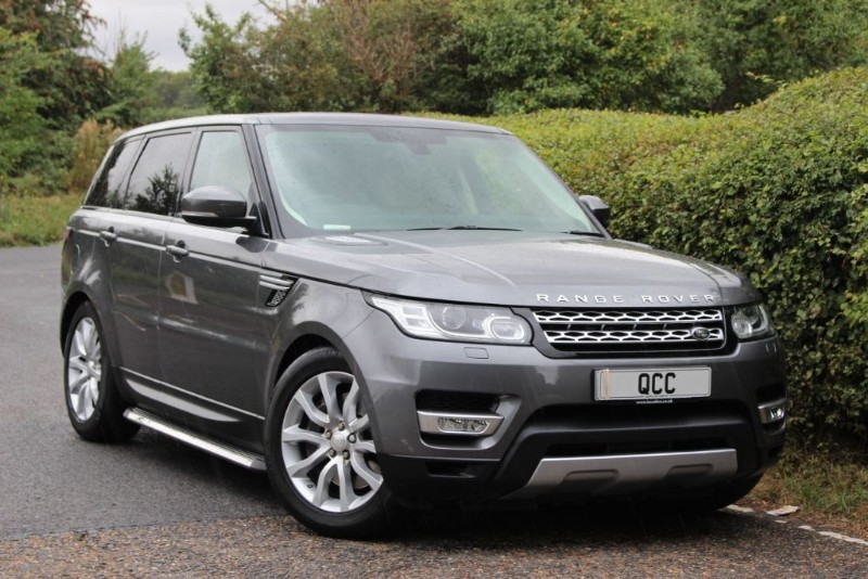 land rover range rover sport sdv6 hse 7 seater quirks car company. Black Bedroom Furniture Sets. Home Design Ideas