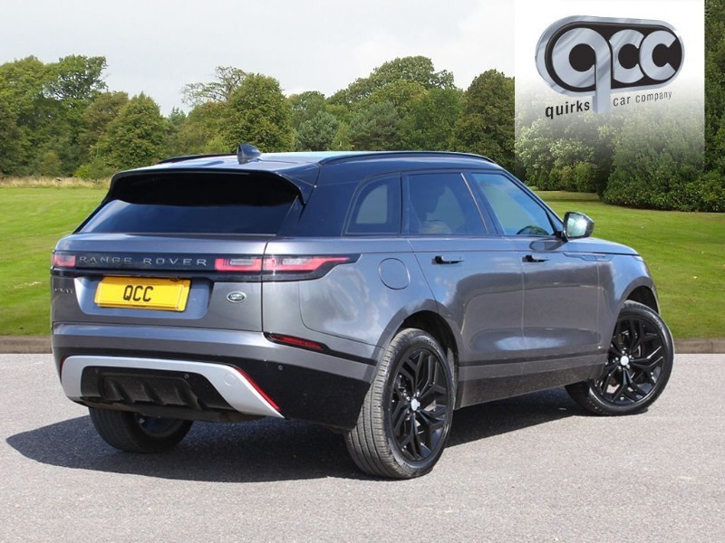 Land Rover Range Rover Velar R Dynamic S D180 Quirks Car