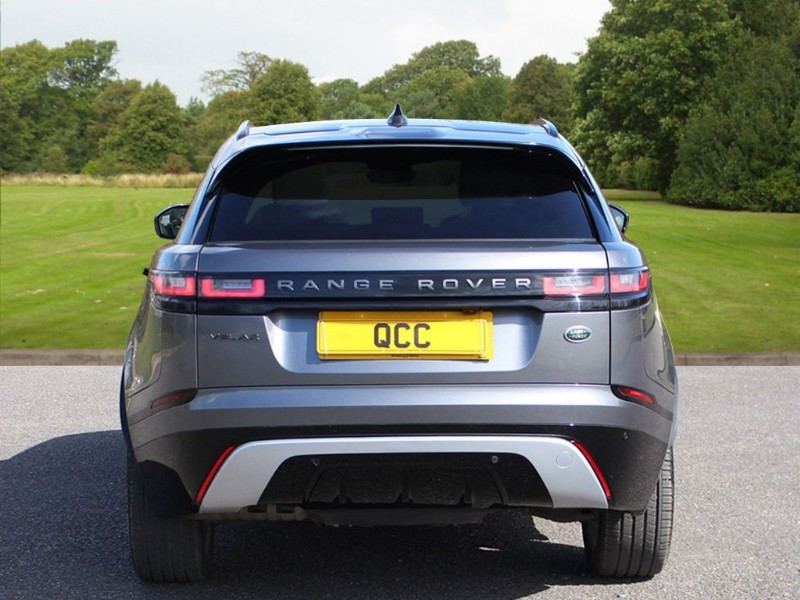 Land Rover Range Rover Velar R Dynamic S D180 Quirks Car Company