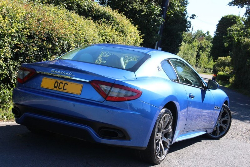 Maserati Granturismo Sport Mc Shift Auto 2013 Model Facelift