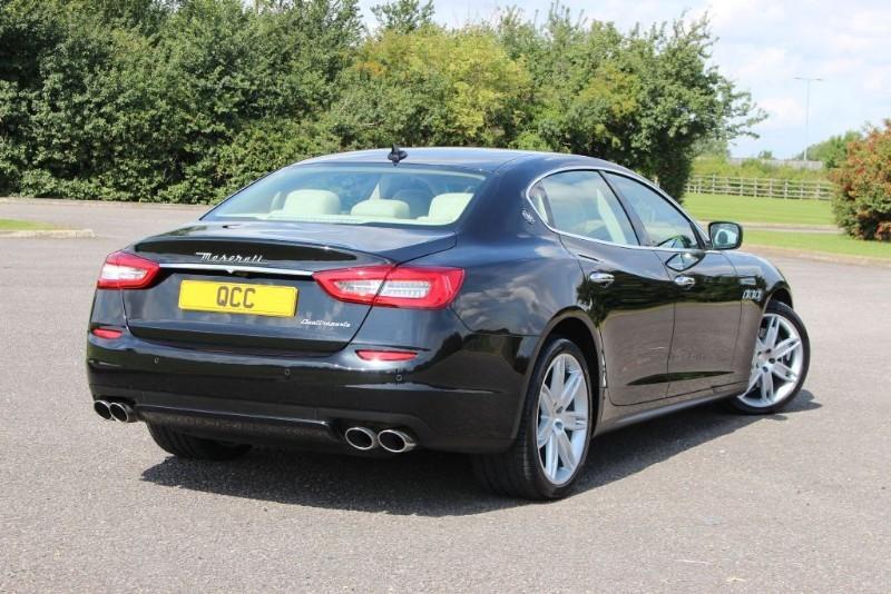 Maserati quattroporte dv6 quirks car company for Porte saloon