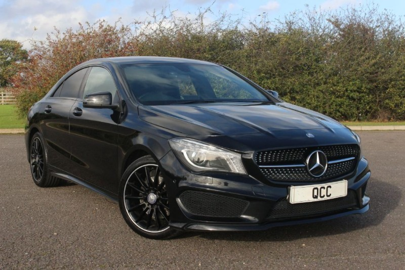 mercedes cla 220 cdi in wickford essex compucars. Black Bedroom Furniture Sets. Home Design Ideas