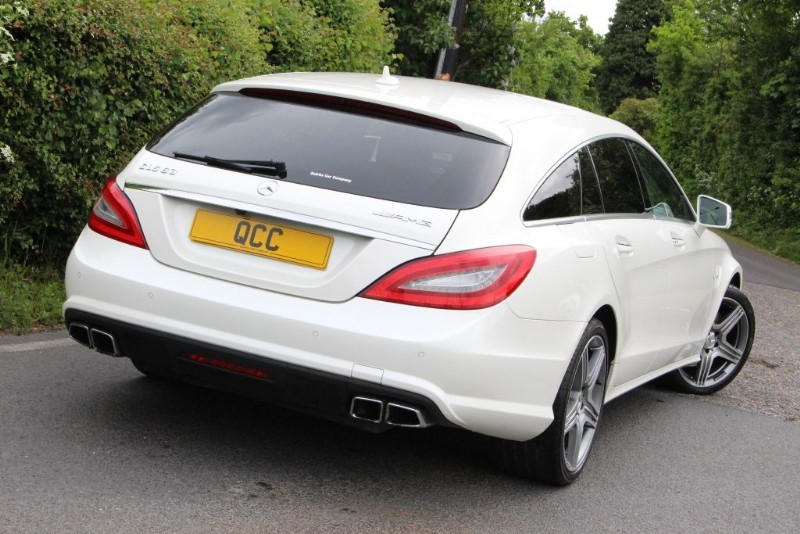 Mercedes CLS Class CLS63 AMG CLS 63 AMG SHOOTING BRAKE