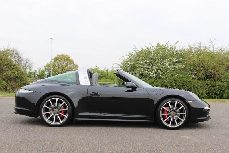 Porsche 911 Targa 4s Pdk Quirks Car Company