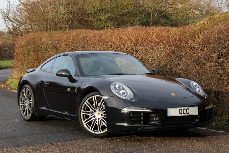 Porsche 911 991 Carrera Black Edition Pdk Quirks Car Company