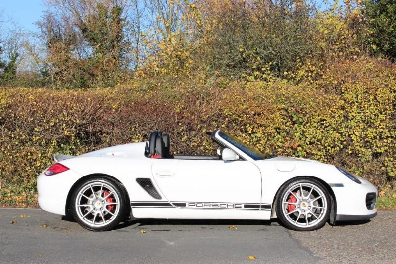 Porsche Boxster Rs 60 Spyder Quirks Car Company