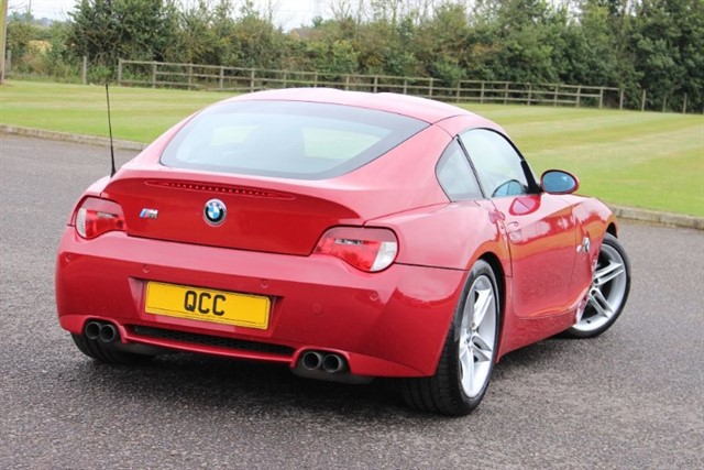 Bmw Z4 M Coupe Quirks Car Company