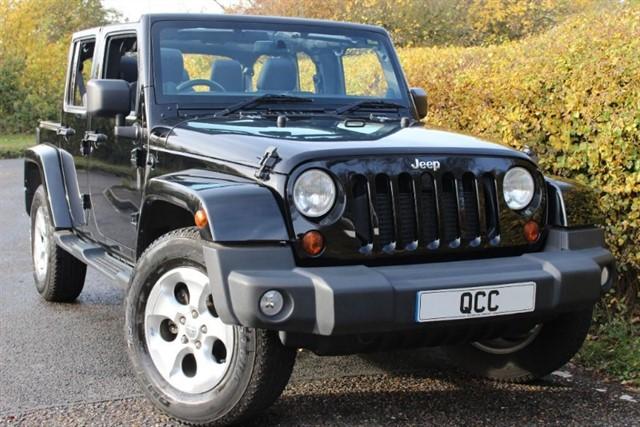 jeep wrangler crd overland unlimited quirks car company. Black Bedroom Furniture Sets. Home Design Ideas