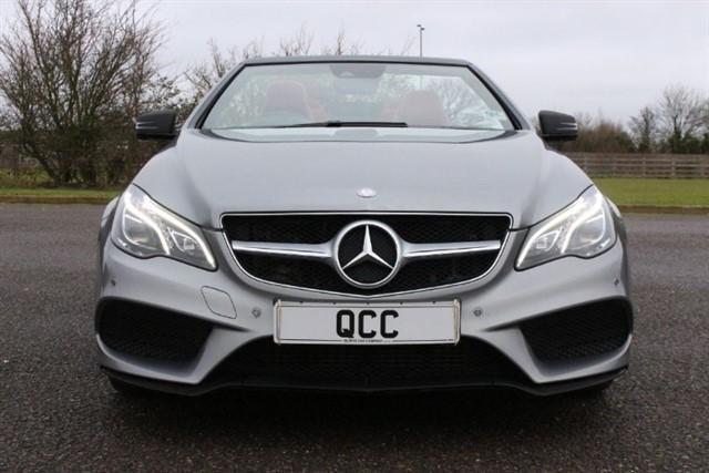 Mercedes E Class Convertible Chelmsford