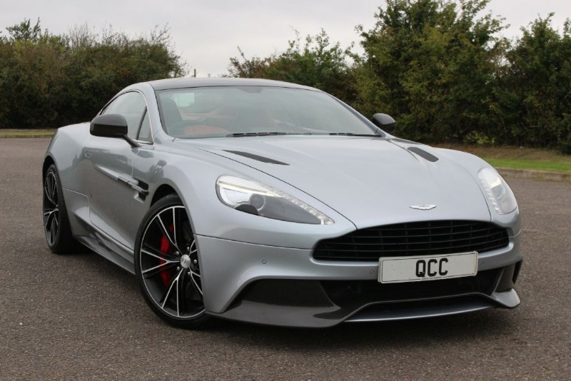 used Aston Martin Vanquish COUPE V12 2+2 2DR AUTO 565 BHP VAT Q! in essex-for-sale