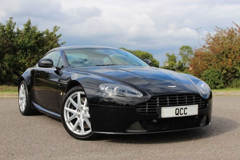used Aston Martin Vantage V8 2dr SPORTSHIFT AUTO in essex-for-sale