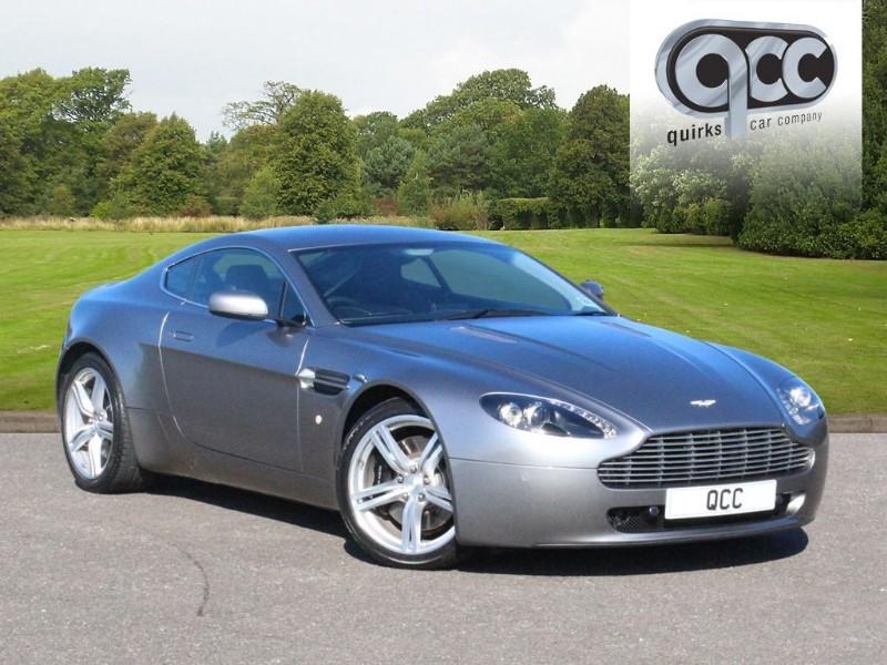 used Aston Martin Vantage V8 4.7 420 BHP SPORTSHIFT in essex-for-sale