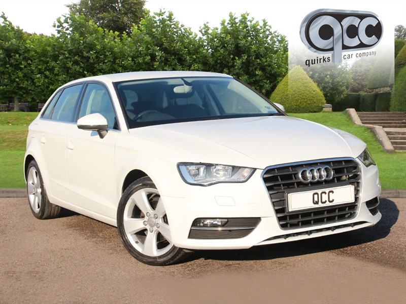 used Audi A3 TFSI SPORT 125BHP in essex-for-sale