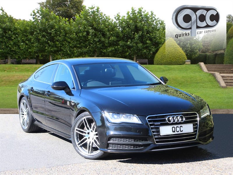 used Audi A7 3.0 TDI QUATTRO S LINE in essex-for-sale
