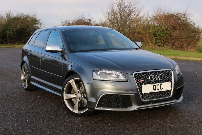 used Audi RS3 TFSI SPORTBACK S TRONIC QUATTRO in essex-for-sale