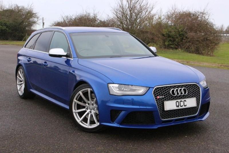 used Audi RS4 Avant FSI QUATTRO in essex-for-sale