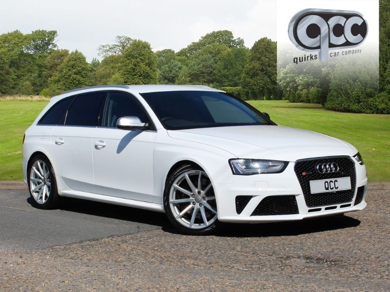 used Audi RS4 Avant RS4 AVANT FSI QUATTRO in essex-for-sale