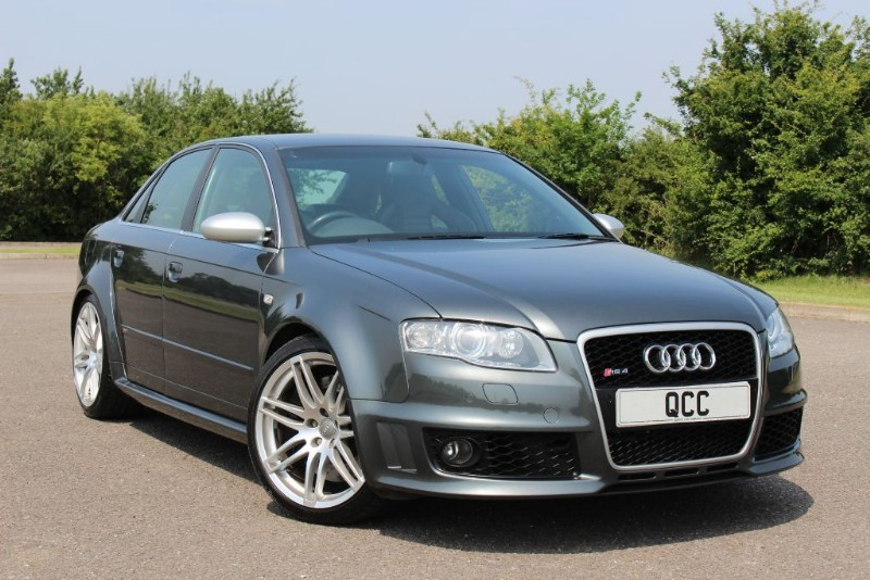 used Audi RS4 Saloon RS4 QUATTRO in essex-for-sale