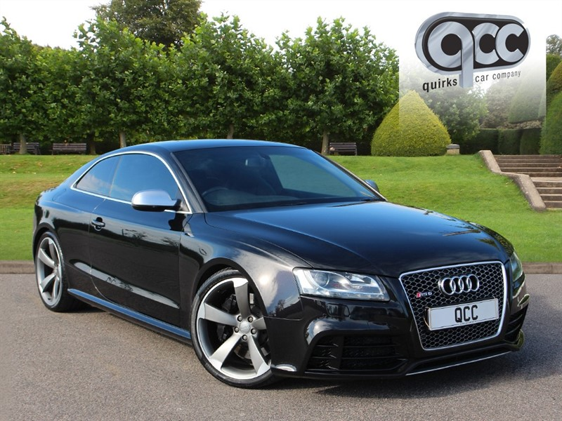 used Audi RS5 FSI QUATTRO in essex-for-sale