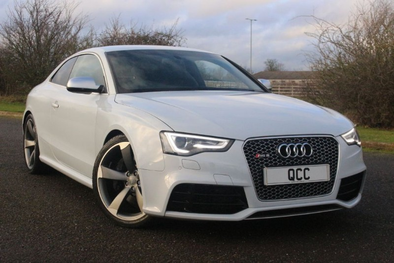 used Audi RS5 FSI QUATTRO in essex-for-sale