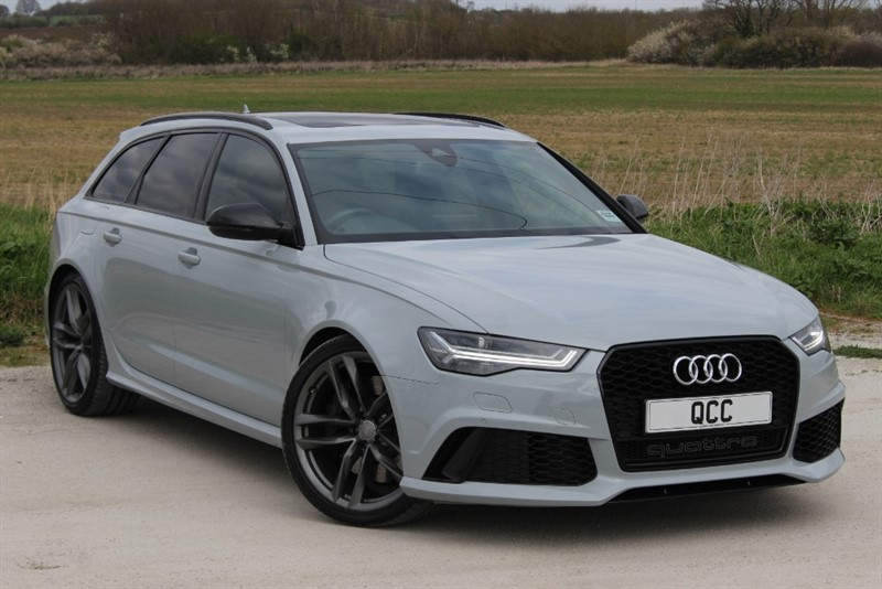 used Audi RS6 Avant AVANT TFSI V8 QUATTRO in essex-for-sale