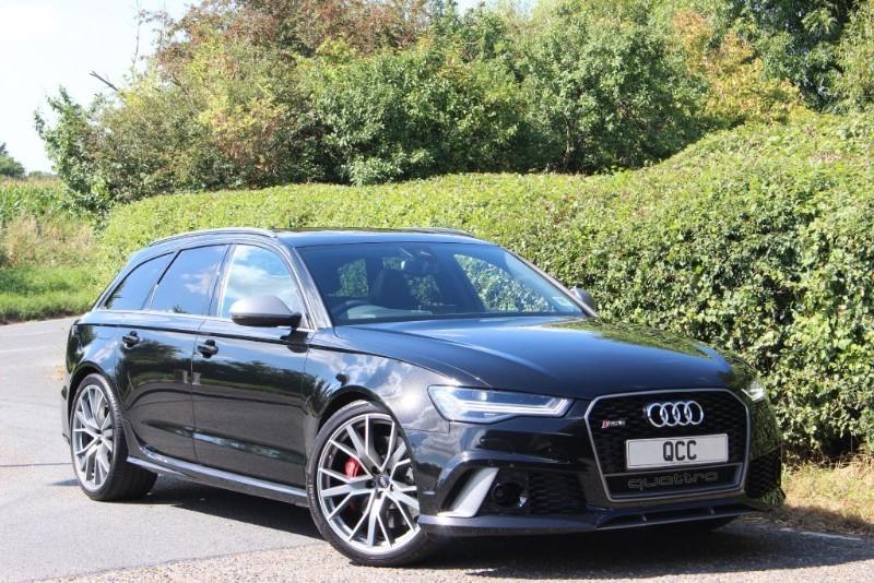 used Audi RS6 Avant Performance PLUS AVANT 605 BHP TFSI QUATTRO  in essex-for-sale