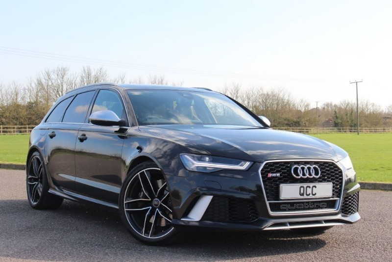 used Audi RS6 Avant TFSI V8 QUATTRO in essex-for-sale