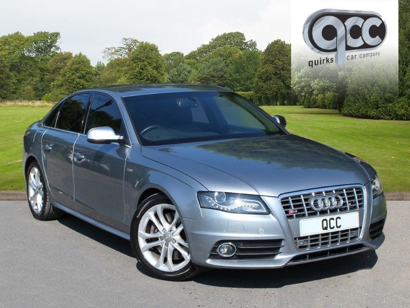 used Audi S4 S4 QUATTRO in essex-for-sale