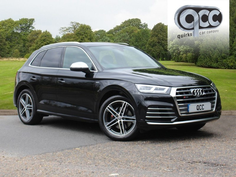 used Audi SQ5 TFSI QUATTRO in essex-for-sale