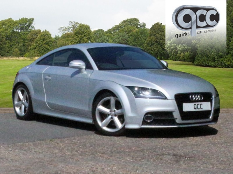 used Audi TT TFSI S LINE S TRONIC in essex-for-sale