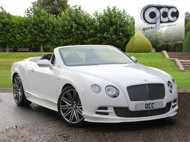 used Bentley Continental GT SPEED GTC in essex-for-sale
