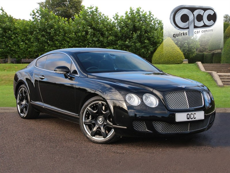 used Bentley Continental GT in essex-for-sale