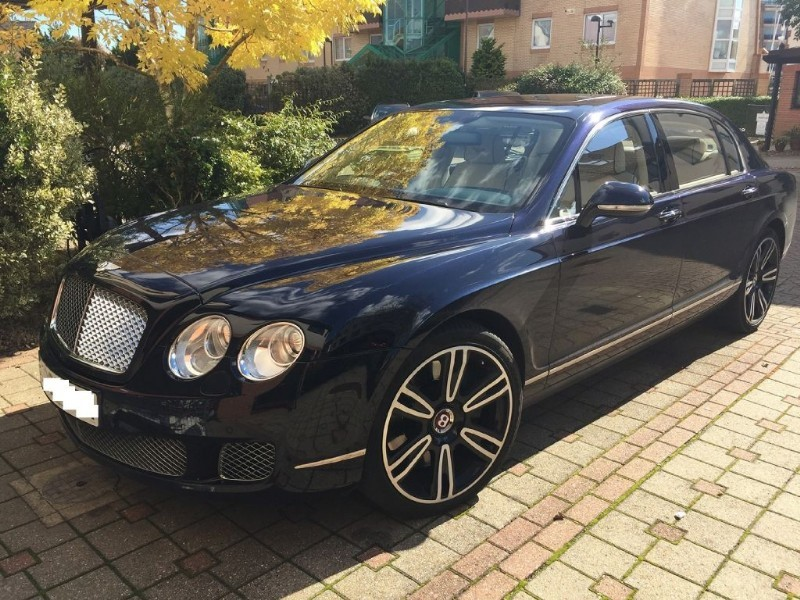 used Bentley Continental Flying Spur  in essex-for-sale