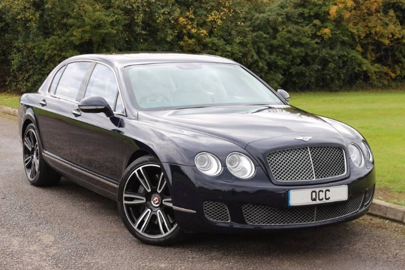 used Bentley Continental Flying Spur FLYING SPUR 6.0 W12 in essex-for-sale