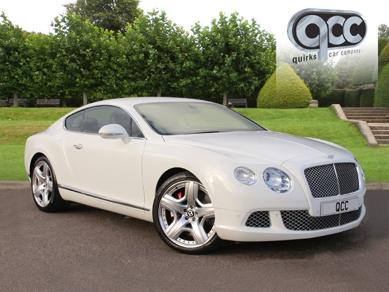 used Bentley Continental GT GT MULLINER DRIVING SPEC in essex-for-sale